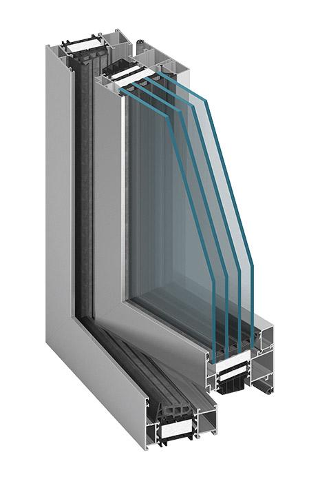 aluprof mb 86 aknad plastaknad alumiiniumaknad puitaknad odav aken