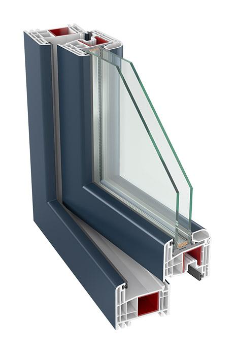 gealan 8000 aknad plastaknad alumiiniumaknad puitaknad odav aken